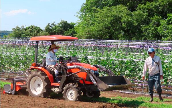 農業機械研修